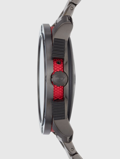 Diesel - DT2017, Dark grey - Smartwatches - Image 3