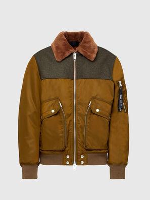 W-LOUIS, Dark Green - Winter Jackets