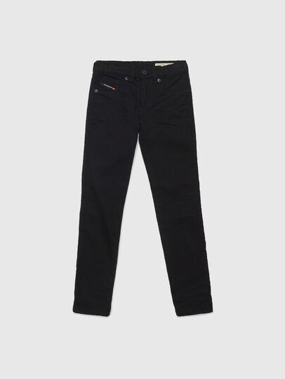 Diesel - DHARY-J, Black/Dark grey - Jeans - Image 1