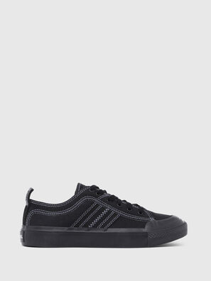 S-ASTICO LOW LACE W, Black - Sneakers