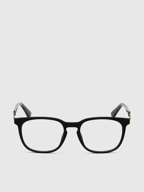 DL5349, Black/Green - Eyeglasses