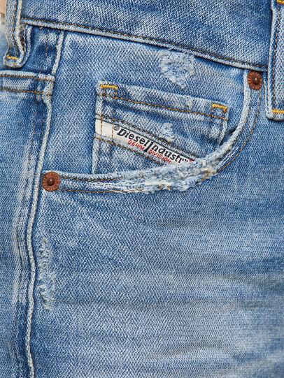 Diesel - D-Joy 009EU, Light Blue - Jeans - Image 4