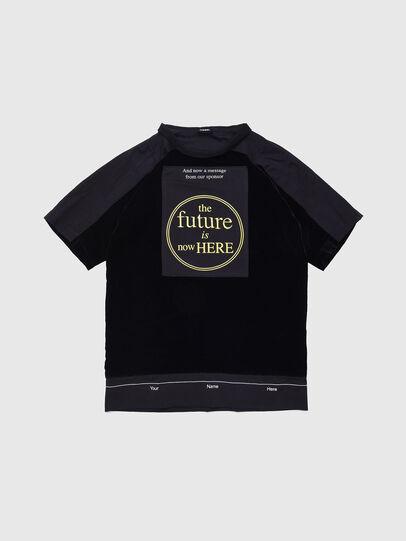 Diesel - DJIPD, Black - Dresses - Image 1