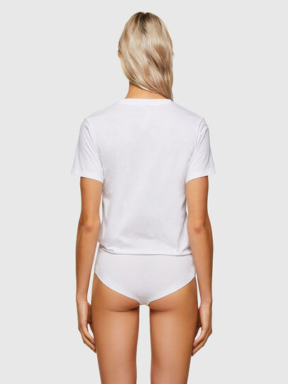 Diesel - UFBY-BODYSILY, White - Bodysuits - Image 2