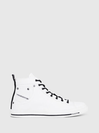 Diesel - EXPOSURE I, White/Black - Sneakers - Image 1
