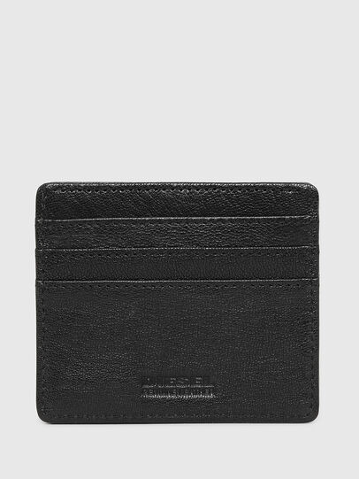 Diesel - JOHNAS I, Black Leather - Card cases - Image 2