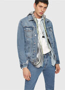 NHILL, Blue Jeans - Denim Jackets