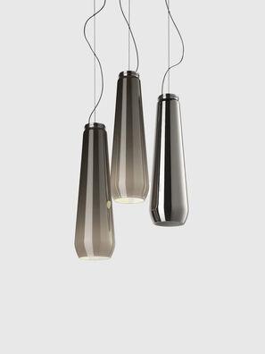 GLAS DROP, Grey - Hang Lighting