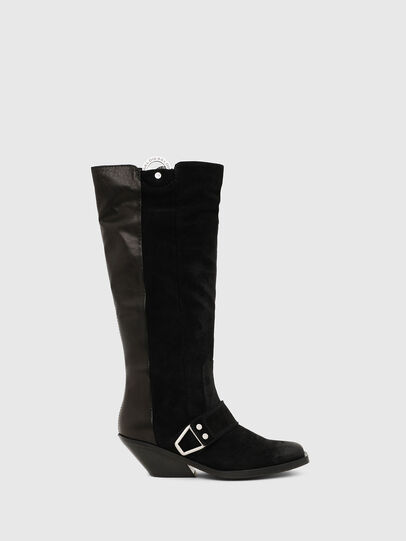 Diesel - D-GIUDECCA MBR, Black - Boots - Image 1