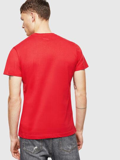 Diesel - T-DIEGO-J1, Red - T-Shirts - Image 2