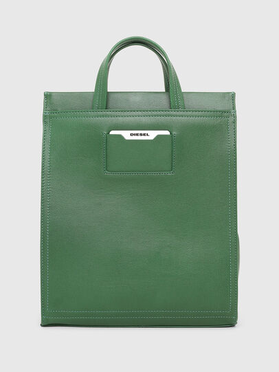 Diesel - AMETISTA, Green - Shopping and Shoulder Bags - Image 2