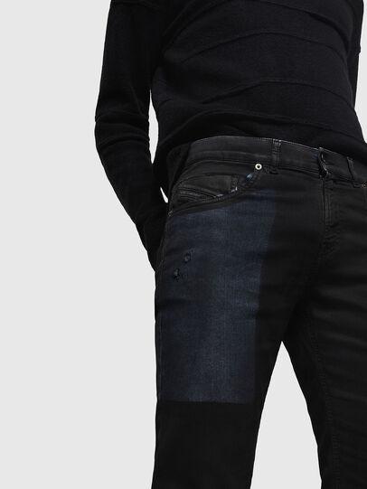 Diesel - TYPE-2813FS-NE, Dark Blue - Jeans - Image 3