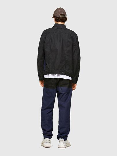 Diesel - D-Azerr JoggJeans® 0DDAY, Dark Blue - Jeans - Image 6
