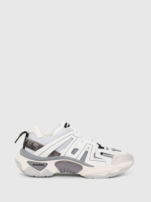 S-KIPPER LOW TREK, White/Grey - Sneakers