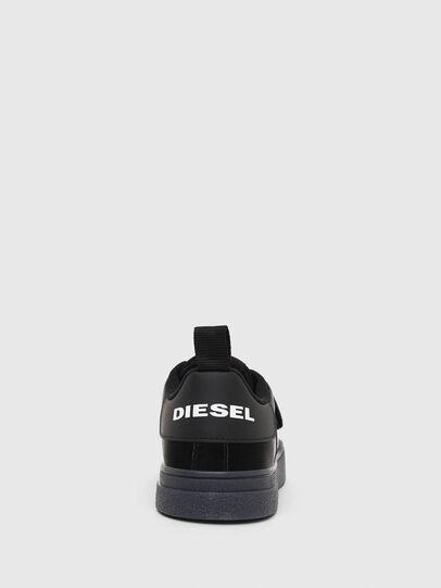 Diesel - S-CLEVER LOW STRAP W, Black - Sneakers - Image 5