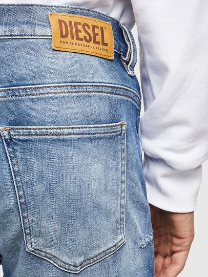 Diesel - D-Istort 009CJ, Medium blue - Jeans - Image 5
