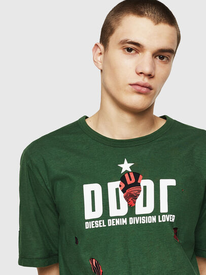 Diesel - T-JUST-LAY,  - T-Shirts - Image 3