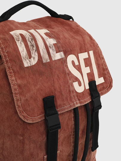 Diesel - GRANYTO BACK, Orange - Backpacks - Image 6