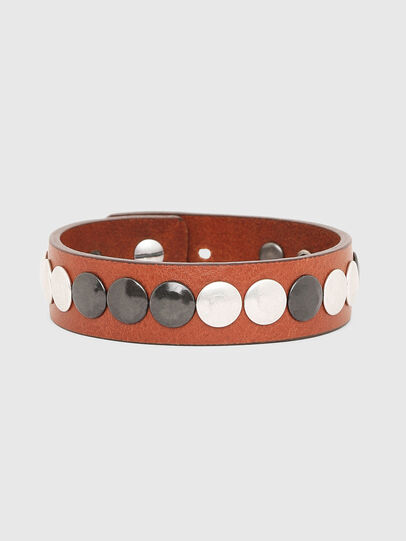 Diesel - A-MEOLO, Brown - Bijoux and Gadgets - Image 1
