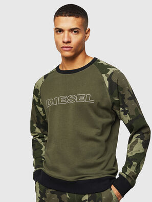 UMLT-MAX, Green Camouflage - Sweaters