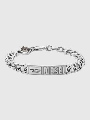 DX1225, Silver - Bracelets