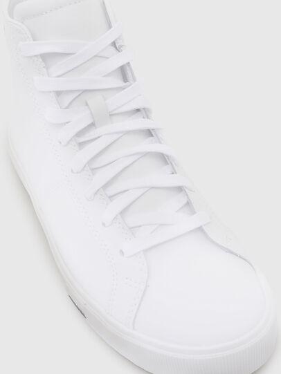 Diesel - S-MYDORI MC W, White - Sneakers - Image 6