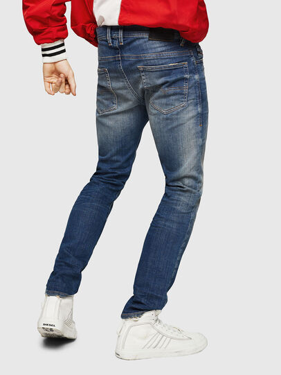 Diesel - Thommer JoggJeans 0870M, Medium blue - Jeans - Image 2