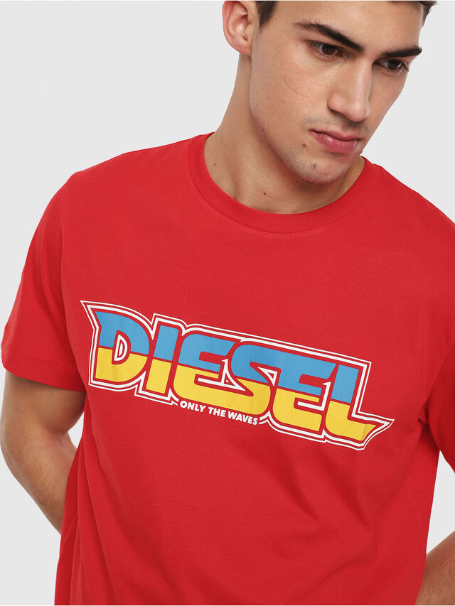 Diesel - BMOWT-JUST-B, Red - Out of water - Image 3
