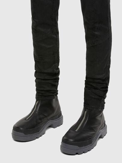 Diesel - D-Istort 069QU, Black/Dark grey - Jeans - Image 5