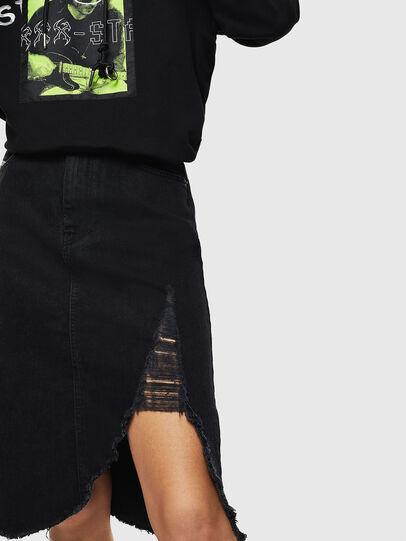 Diesel - DE-SISIL,  - Skirts - Image 3