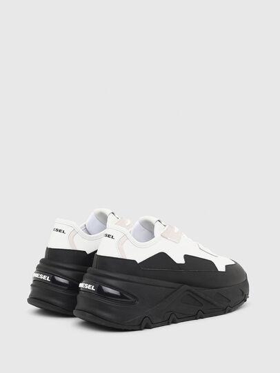 Diesel - S-HERBY LC, Black/White - Sneakers - Image 3