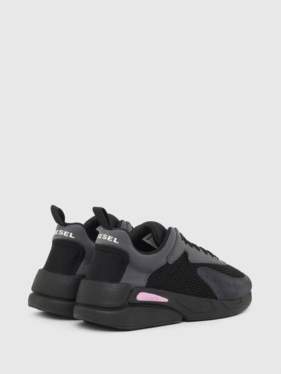 Diesel - S-SERENDIPITY LOW CU, Black - Sneakers - Image 3