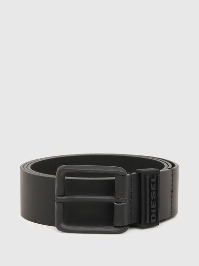 Diesel - B-RUBLO, Black - Belts - Image 1