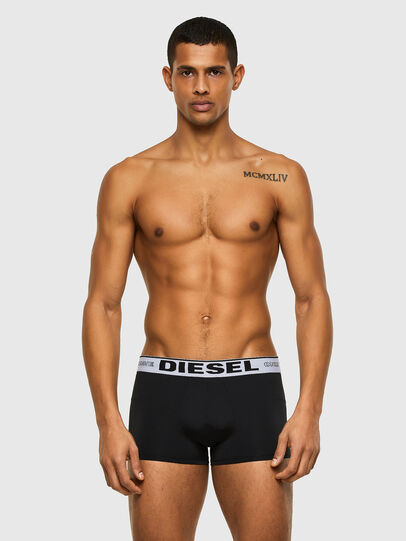 Diesel - 55-D-THREEPACK, Black - Trunks - Image 2
