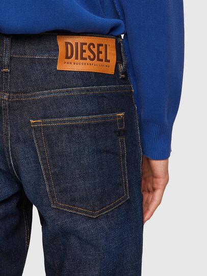 Diesel - D-Fining 09A12, Dark Blue - Jeans - Image 4