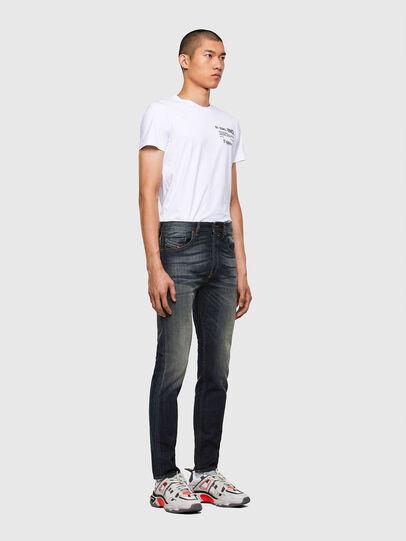 Diesel - Buster 009EP, Dark Blue - Jeans - Image 5