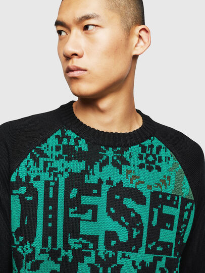 Diesel - K-CV-XMAX,  - Knitwear - Image 3