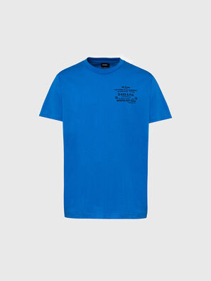 T-DIEGOS-X44, Light Blue - T-Shirts