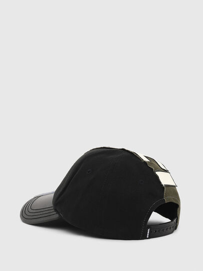Diesel - CI-HALF, Military Green - Caps, Hats and Gloves - Image 2