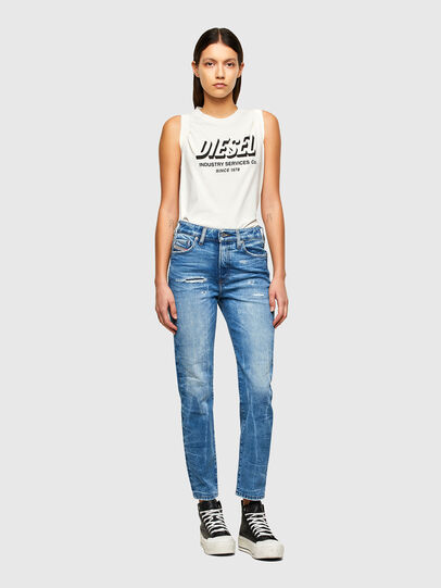 Diesel - D-Joy 009MV, Light Blue - Jeans - Image 6