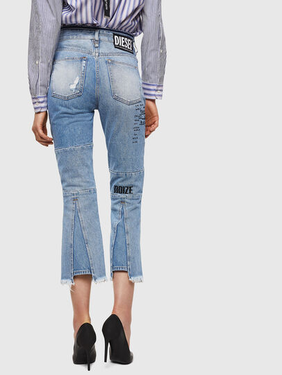 Diesel - D-Earlie 069GV, Light Blue - Jeans - Image 2