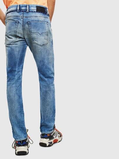 Diesel - Krooley JoggJeans 0099Q, Medium blue - Jeans - Image 2