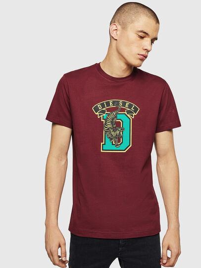 Diesel - T-DIEGO-B4,  - T-Shirts - Image 1