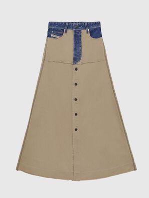 O-MISTY, Beige - Skirts