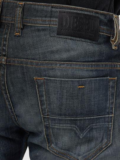 Diesel - Thommer 009EP, Dark Blue - Jeans - Image 4