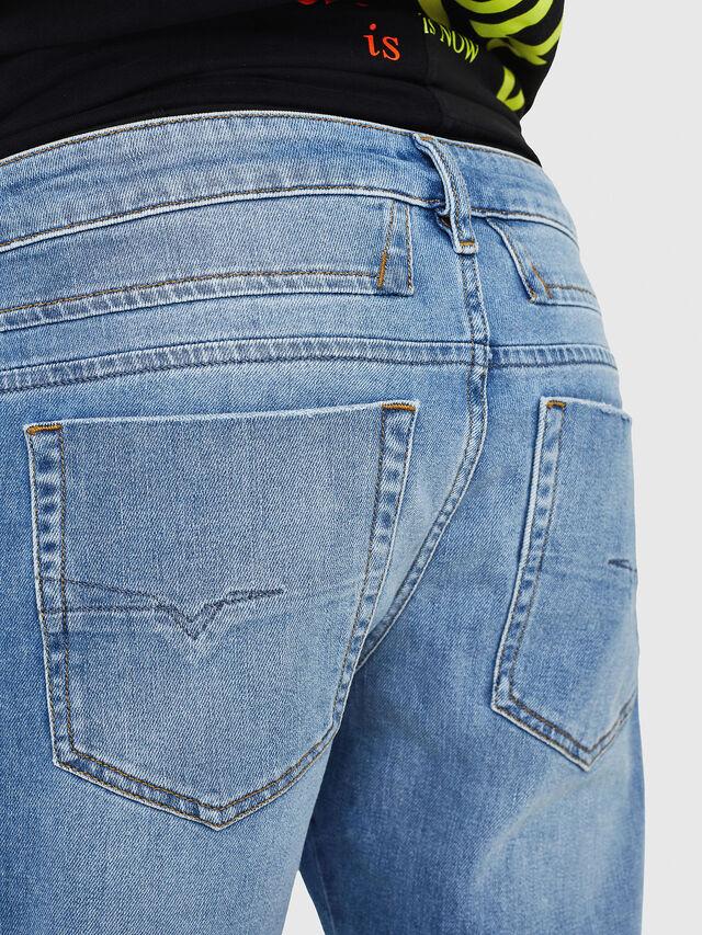 Diesel - D-Bazer 087AQ, Light Blue - Jeans - Image 3