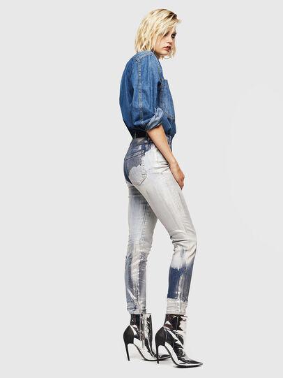Diesel - Babhila 0094W, Medium blue - Jeans - Image 7