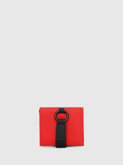 Diesel - YOSHINO LOOP, Fire Red - Small Wallets - Image 2