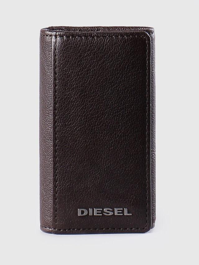Diesel KEYCASE O, Brown - Bijoux and Gadgets - Image 1