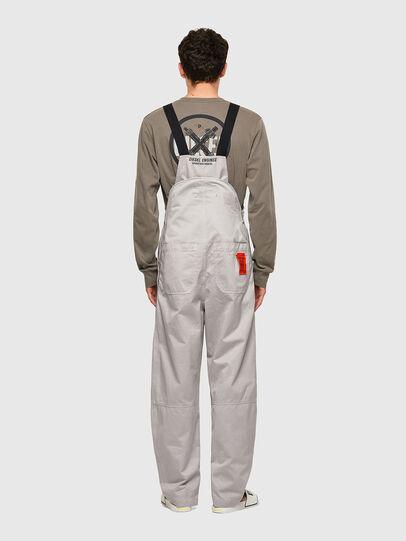 Diesel - P-JUMP-A, Light Grey - Pants - Image 2